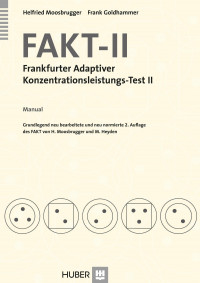 Frankfurter Adaptiver Konzentrationsleistungs-Test II