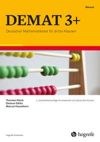 Deutscher Mathematiktest für dritte Klassen